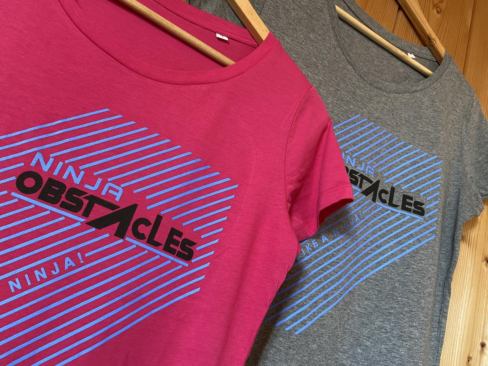 """FAIRWEAR T-Shirt """"train like a ninja"""" aus BIO-BAUMWOLLE"""