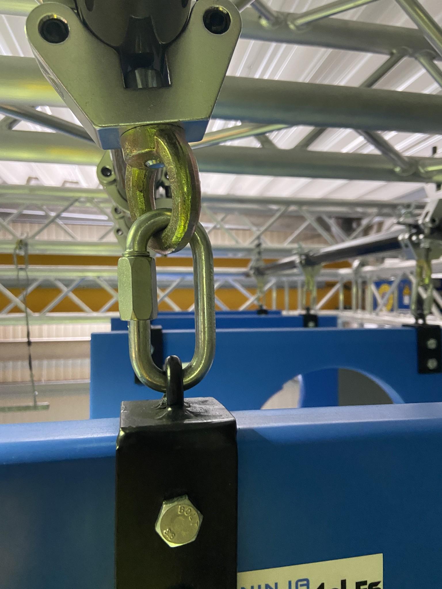 steel screw link 10mm