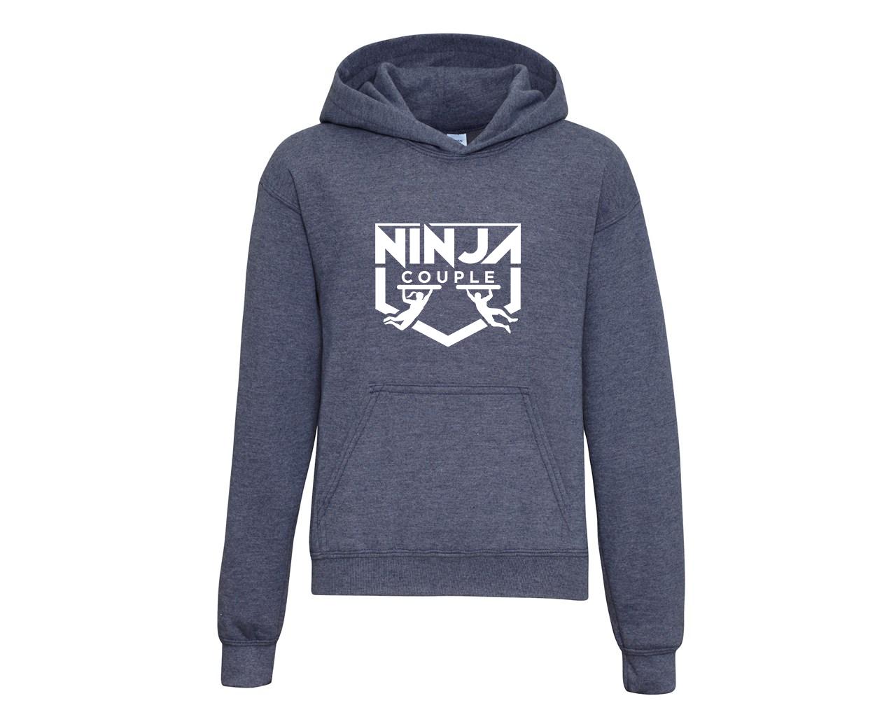 Ninja Couple Kidshoodie
