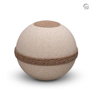 BU 304 Biologische urn Cuarzo