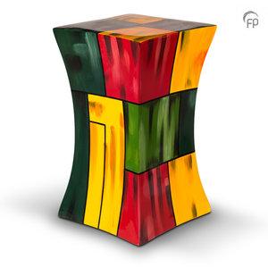 GFU 212 Glasfiber urn Diabolo