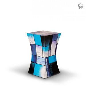 GFU 220 S Glasfiber medium urn Diabolo