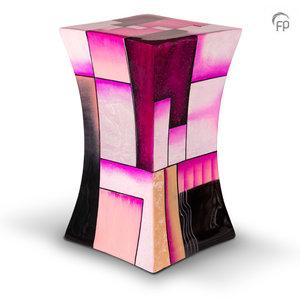 GFU 221 Glasfiber urn Diabolo