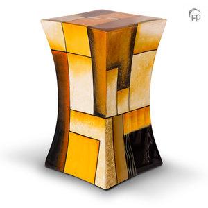 GFU 222 Glasfiber urn Diabolo