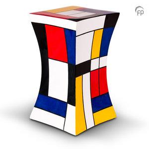 GFU 223 Glasfiber urn Diabolo
