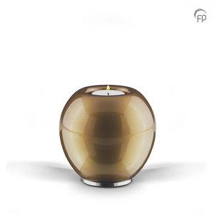 GU 255 Glase Kerzenhalter