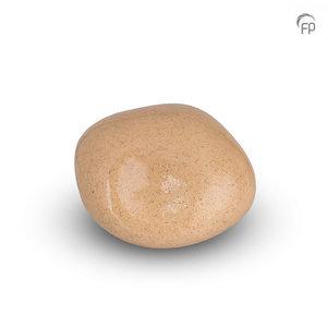 KK 011 Knuffelkeitje glanzend zandkleur