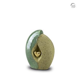 KU 003 S Keramische mini urn