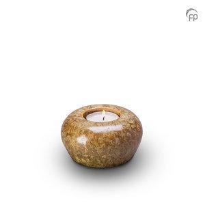 KU 303 K Keramische kaarshouder kristal lak