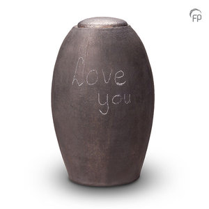 KU 305 Keramische urn My Feelings