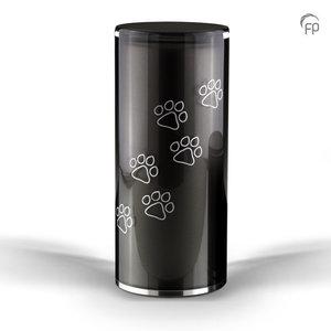 GUP 082 M Glas Tierurne mittelgroß