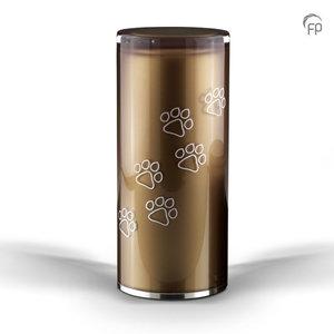 GUP 085 M Glas Tierurne mittelgroß