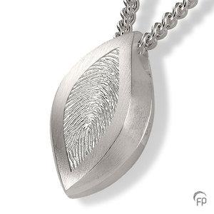 AH 013.FP Assieraad hanger met fingerprint