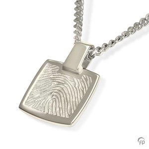 HF 116.140 Hanger met fingerprint