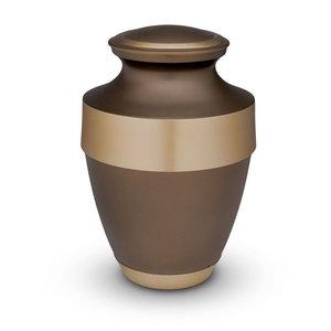 HU 107 Metaal urn