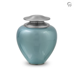 HU 407 Metaal urn Satori