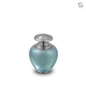HU 407 K Metall Mini-Urne Satori