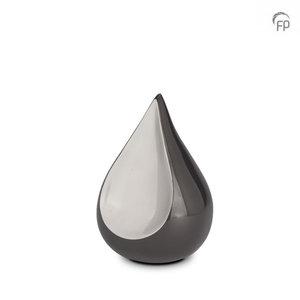 FPU 102 S Metaal mini urn Teardrop