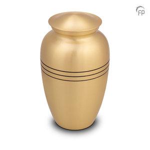 HU 132 Metaal urn