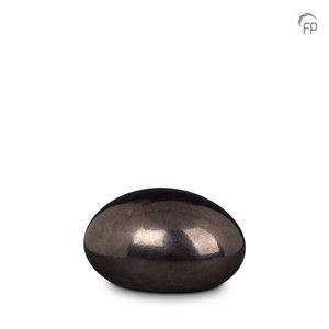 GU 700 Glazen urn Lava stone