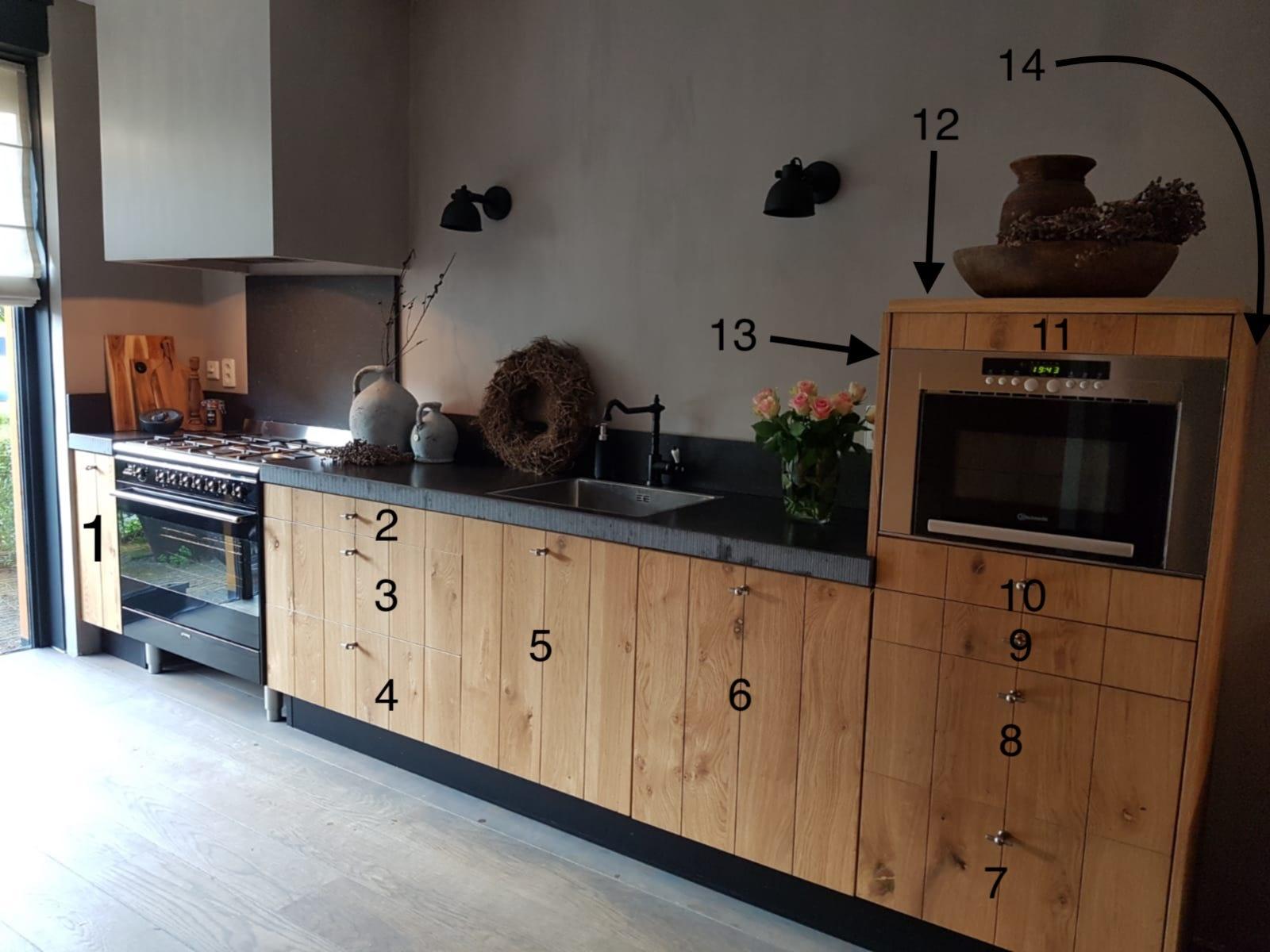 Hoe Gaan Wij Te Werk K14 Keukenrenovatie