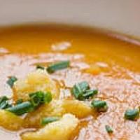 Tomatensoep (warm of koud)