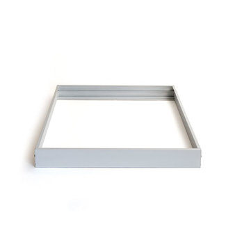 Ram för LED-panel 60x60 silver