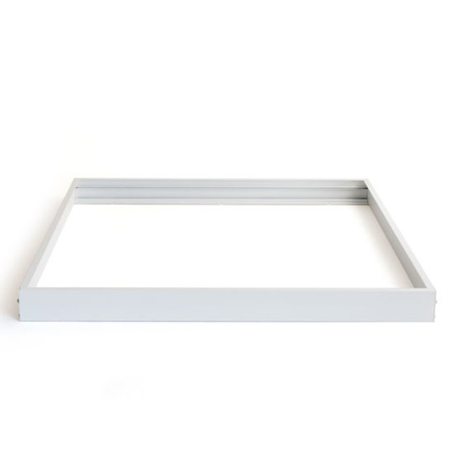 Ram för LED-panel 60x60 vit