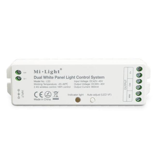 Mi-Light LED-paneelin 4 zone himmennettävä ohjain 42V 1400mA