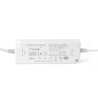 LED-driver 34W för 60x60 och 30x120 cm LED-paneler (High Lumen)