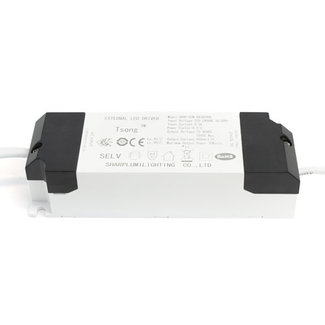 Dimbar LED-driver 36 W för 60x60 och 30x120 cm LED-paneler (High Lumen)