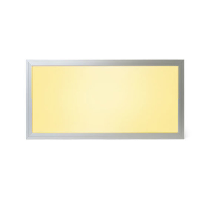 LED-panel 30x60 3000K varmvit 24 W dimbar