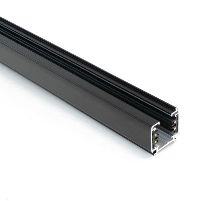 POWERGEAR Valokisko 4-johtoinen 2,5 m musta