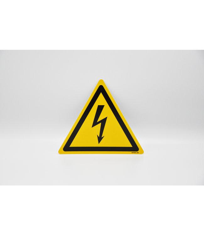 Certeso Pictogram elektrisch gevaar