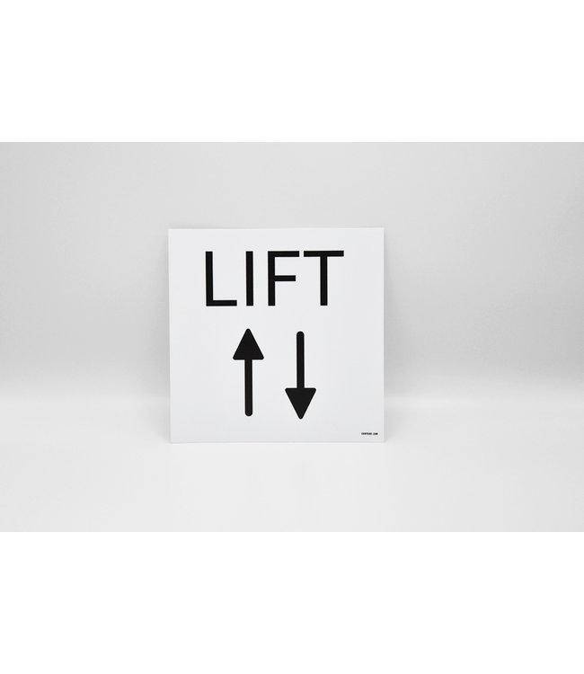 Certeso Pictogram lift