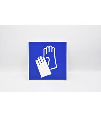 Certeso Pictogram handschoenen dragen