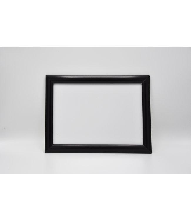 Klikkader A4 zwart