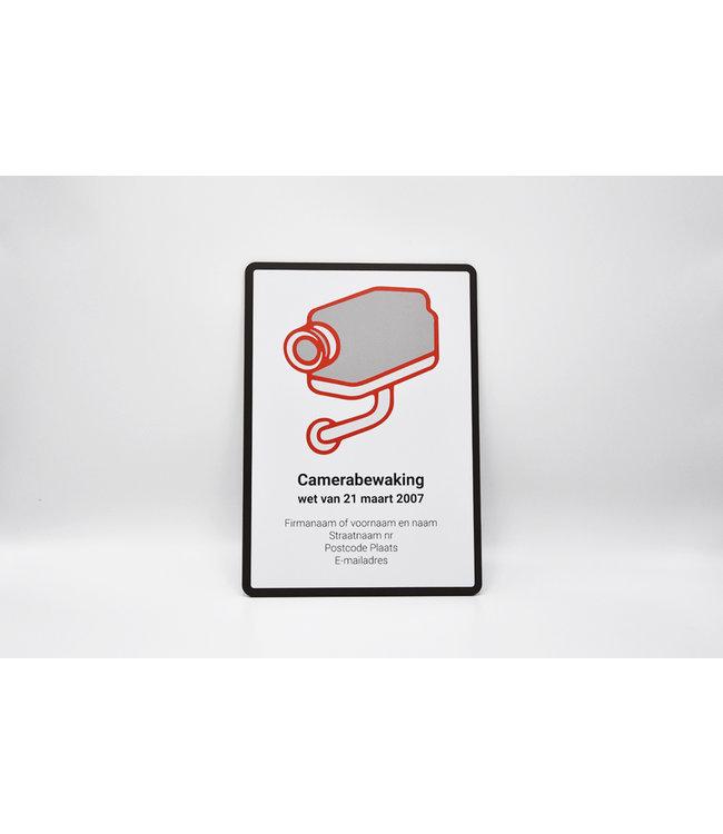 Certeso Camerabewaking (personaliseerbaar)
