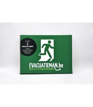 Evacuatieman Evacuatieman kit