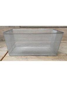 Ironchef Frituurfilter | 22x19xH16 cm. | 40% besparing op vet of olie