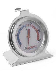 Hendi Universele Oven Thermometer | Meetbereik 50°C tot 300°C