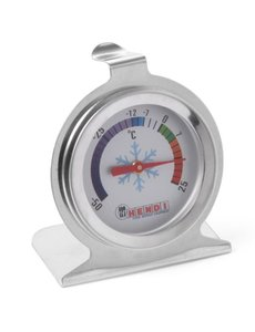 Hendi Koelkast thermometer | -50°C tot +25°C