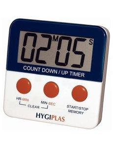 Hygiplas Kookwekker Digitaal | Luid alarm | Magnetische Bevestiging