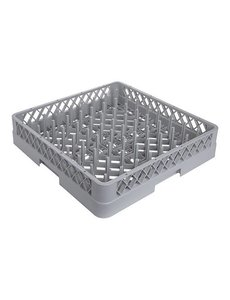 CaterRacks Bordenkorf met Pinnen | 50x50x(H)10cm | Ook voor Dienbladen