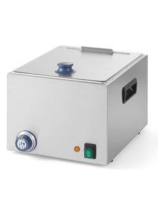 Hendi Worstenwarmer | 10 liter | 1000W | 330x280x(H)250mm