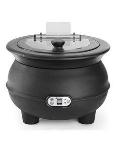 Hendi Soepketel 8 Liter | Energiezuinig | 450W | 65° tot 95°C