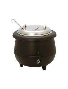 EMGA Soepketel 10 liter | 450W | 36(H)xØ40cm