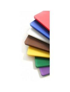 Hendi Snijplank HACCP | 600x400x20 | Keuze uit 7 kleuren