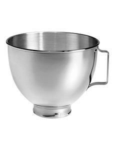 KitchenAid RVS Kom geschikt voor KitchenAid  K45 | 4.2 Liter