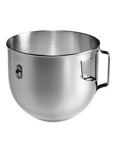KitchenAid KitchenAid RVS Kom geschikt voor K5 | 5.0 Liter